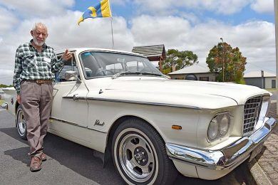 Historic Cars At Millicent On Saturday   TBW Newsgroup