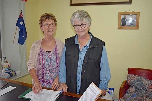 Jan Hales And Elaine Donaldson  TBW Newsgroup