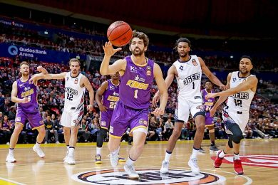 Nbl Rd 2 Sydney V Adelaide TBW Newsgroup