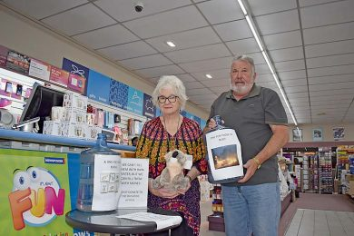 Margaret Hales And Graeme Richardson  TBW Newsgroup