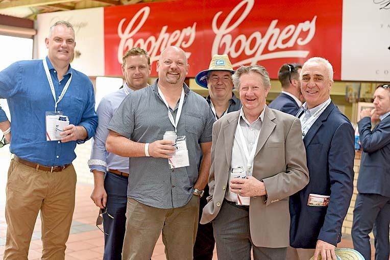 Travis Moule, Peter Leet,, Andrew Beauen,(f), Danny Weston, Ben Hodson, Norm Tarca  TBW Newsgroup