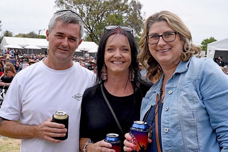 Aaron Fennell, Katrina Fennell And Tracey Watts  TBW Newsgroup