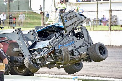 Carson Macedo Wreck Steve Rice Pic  TBW Newsgroup
