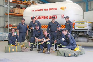 Country Fire Service Not Looking Shot Of Volunteers  TBW Newsgroup