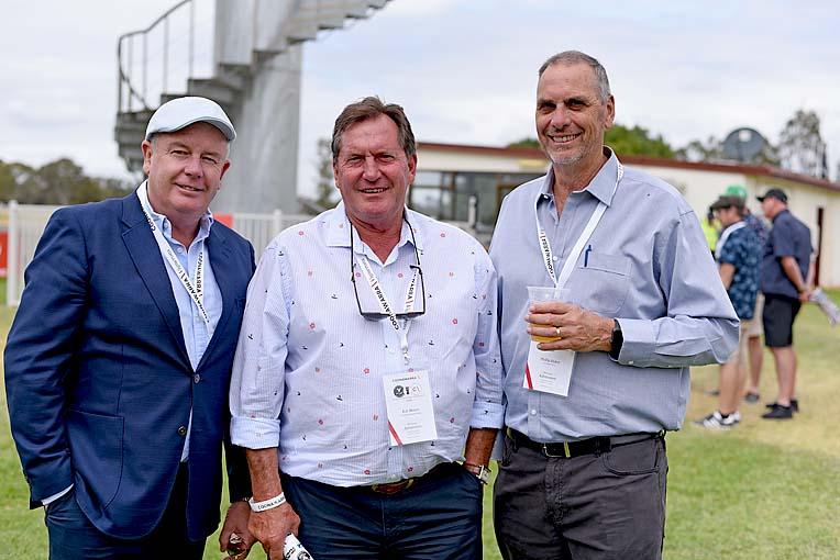 Darren Turner, Rob Mason, Phillip Dohnt  TBW Newsgroup