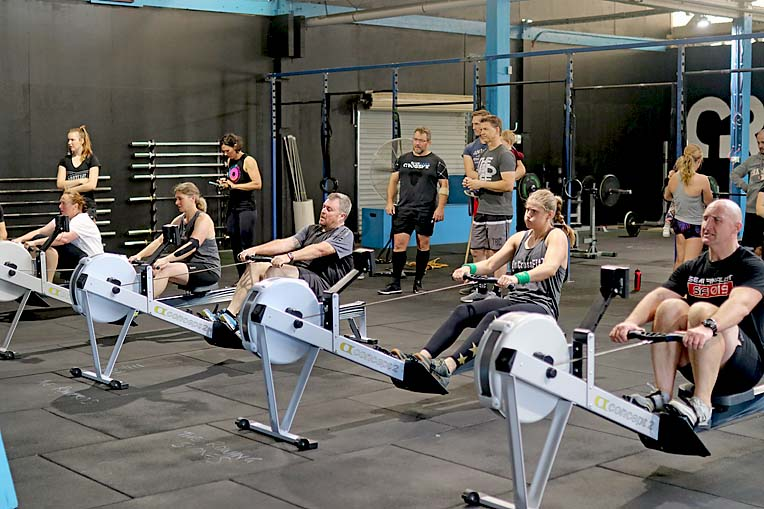 Fitaid Rowing Event  TBW Newsgroup