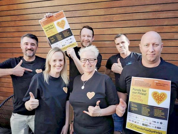Funds For Firies Committweb TBW Newsgroup