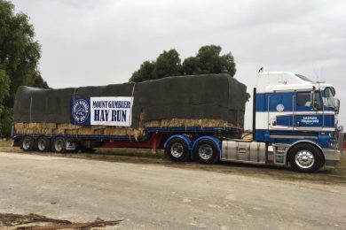Hay Run Truck TBW Newsgroup