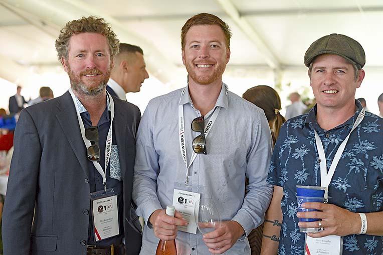 Nick Bauerstick, Sam Davidson, Brett Vaughn  TBW Newsgroup