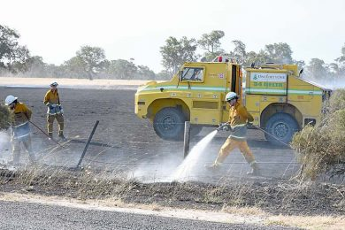 Penola Fire (2)  TBW Newsgroup