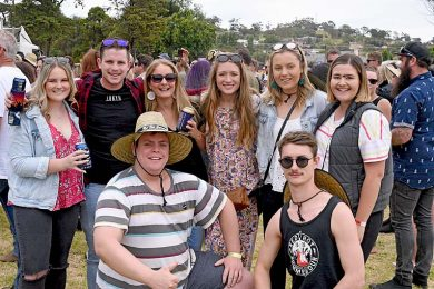 Zoe Shepherd, Steven White, Celeste And Ebony Raymond, Katie Gaffney, Erin Widdison, Jordy Hatt And Lachlan Mawson  TBW Newsgroup