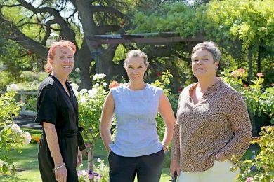 Georgina Davison, Jayne Miller And Sophie Bourchier  TBW Newsgroup