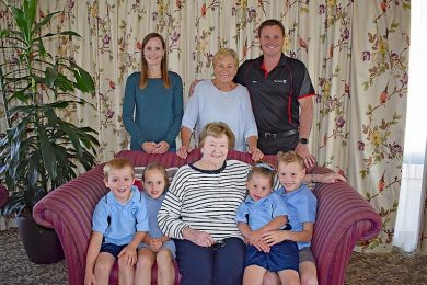 Joan Skeer And Family   TBW Newsgroup