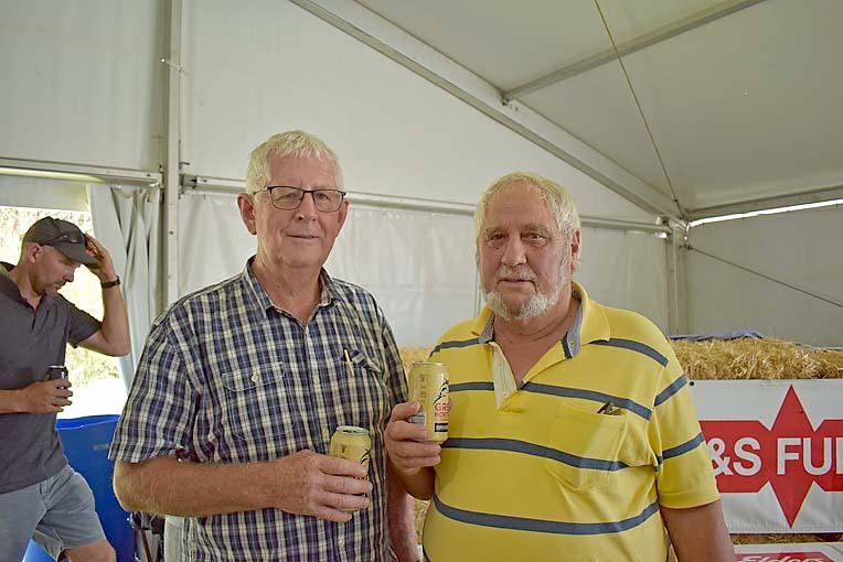 John Bateman And Haedyn Mansell  TBW Newsgroup