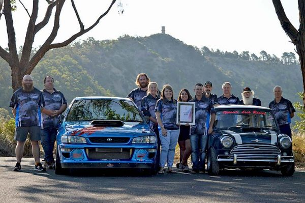 Seac Committee Members With Sa Motorsport Event Of The Year Award Dsc 0091  TBW Newsgroup