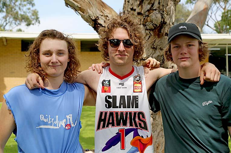 Thomas Payne, Brad Hann And Harry Corman  TBW Newsgroup