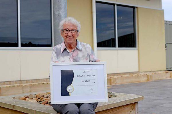 Jan Armit Flinder Award TBW Newsgroup