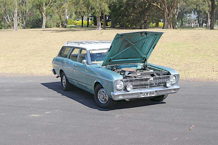 Maddy Potter 1966 Xr Ford (10)  TBW Newsgroup