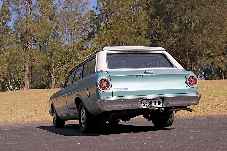 Maddy Potter 1966 Xr Ford (14)  TBW Newsgroup