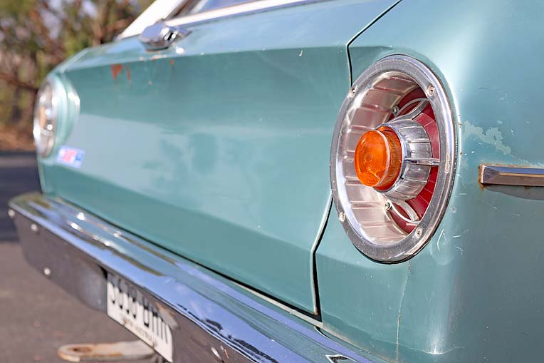 Maddy Potter 1966 Xr Ford (16)  TBW Newsgroup