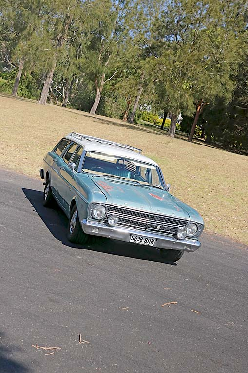 Maddy Potter 1966 Xr Ford (2)  TBW Newsgroup