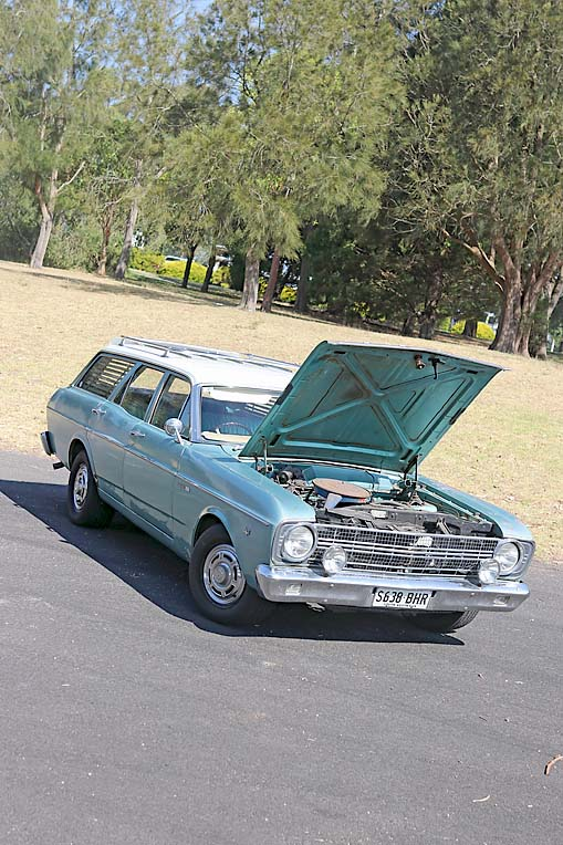 Maddy Potter 1966 Xr Ford (8)  TBW Newsgroup