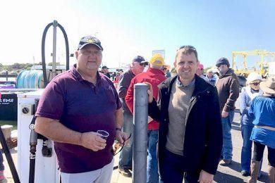 Andrew Lawrie And Nick Mcbrideweb TBW Newsgroup