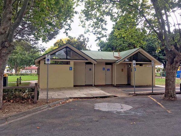 Arthur Street Toilets TBW Newsgroup
