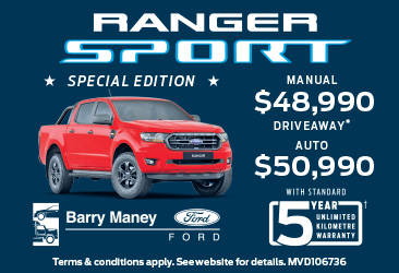 Barry Maney Ranger Sport Mrec TBW Newsgroup