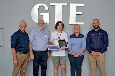 Building Trades Apprentice Of The Year  TBW Newsgroup