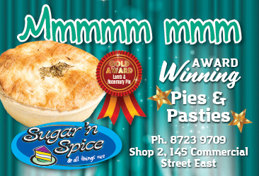 Sugar Spice Mrec Pies Pasties TBW Newsgroup