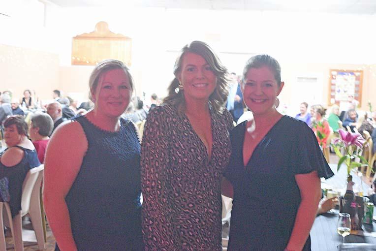 Amanda Wurst, Paula Wishart And Nicole Davidson  TBW Newsgroup