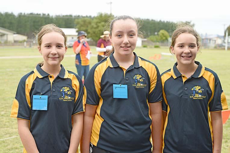 Emma, Annabell And Rachel  TBW Newsgroup