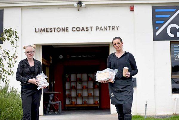 Limestone Coast Pantry Staff  TBW Newsgroup