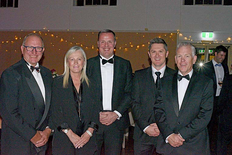 Police Ball  TBW Newsgroup