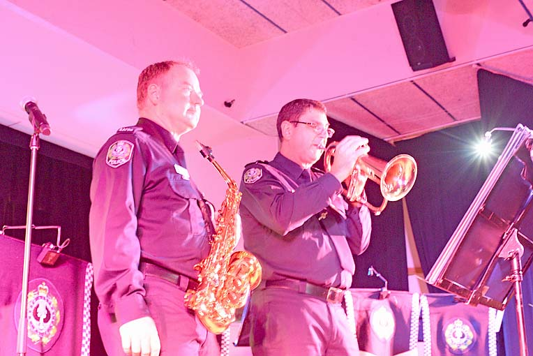 Police Band  TBW Newsgroup