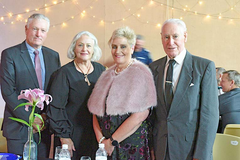 Trevor And Judy James, Sue Price And Neville Dunn  TBW Newsgroup