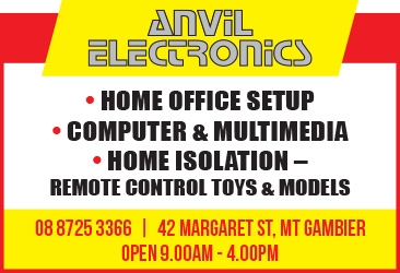 Anvil Electronics Mrec TBW Newsgroup