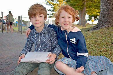 James And Maggie Matthews  TBW Newsgroup