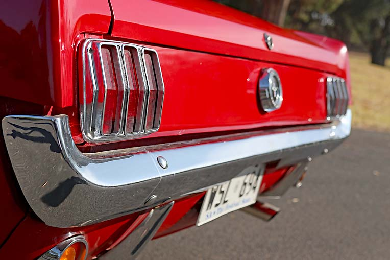 65 Mustang Maddy Potter (18)  TBW Newsgroup