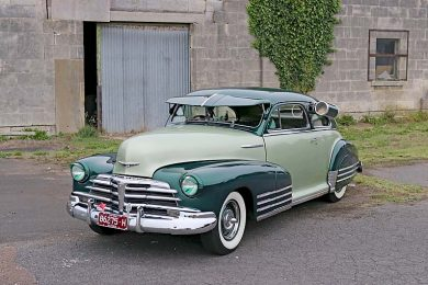 Chevy Fleetline (2)  TBW Newsgroup
