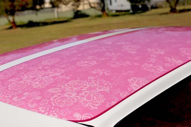 Pink Toyota Corona Dave Rawnsley (10)  TBW Newsgroup