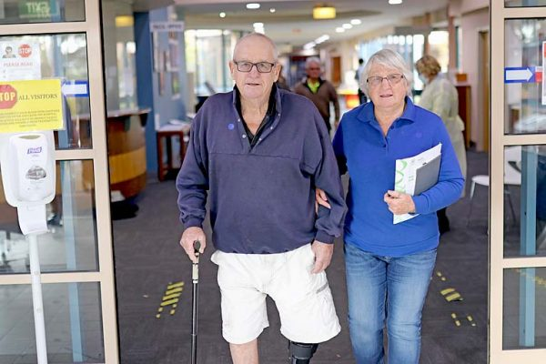 Wally And Veronica Jenkin Hospital Visiting TBW Newsgroup