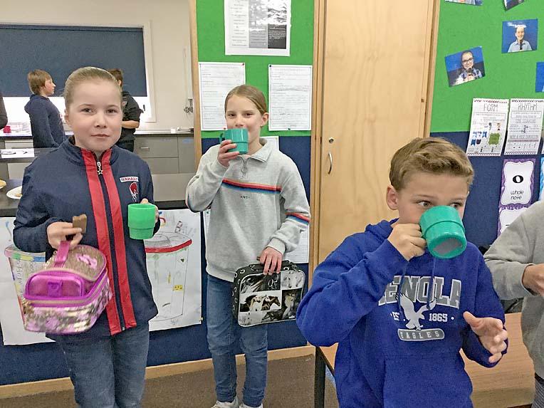 Sarah, Millie, George  TBW Newsgroup