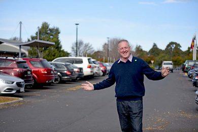 Bell Hosp Carpark  TBW Newsgroup