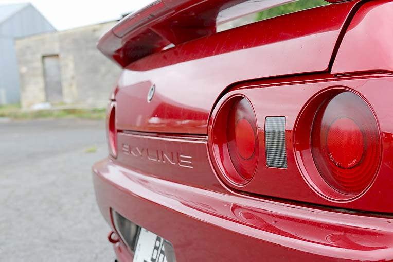 Dylan Smaling Nissan Skyline (10)  TBW Newsgroup