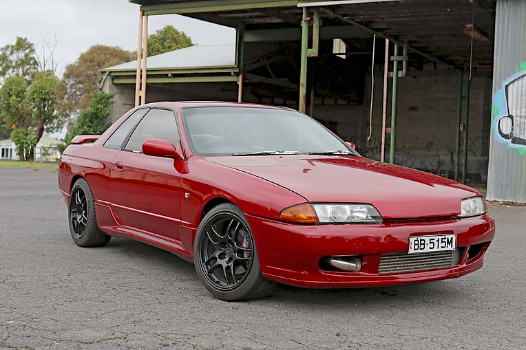 Dylan Smaling Nissan Skyline (3)  TBW Newsgroup