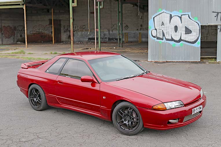 Dylan Smaling Nissan Skyline (4)  TBW Newsgroup