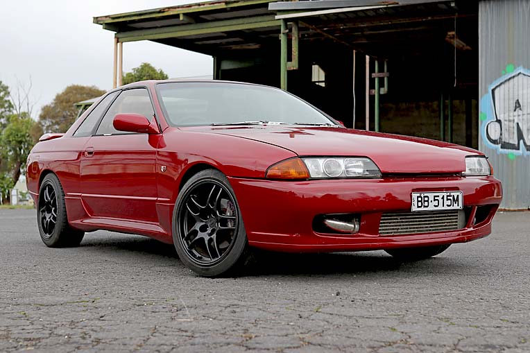 Dylan Smaling Nissan Skyline (5)  TBW Newsgroup