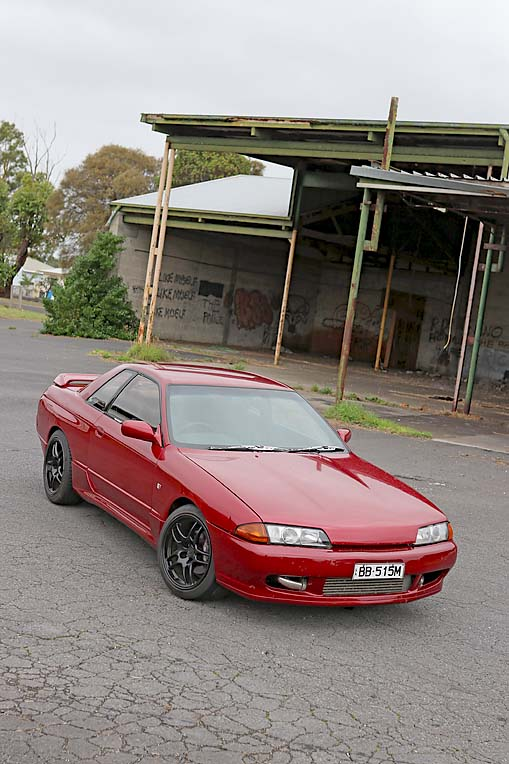 Dylan Smaling Nissan Skyline (6)  TBW Newsgroup